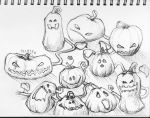 The Pumpkin Patch by Brainfruit