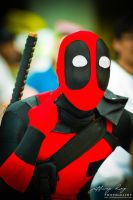 Deadpool : Marvel by jeffreyhing
