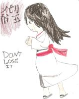Don't Lose Hope Japan by Soraply11