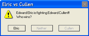 Elric vs Cullen Error Message1 by EdwardElric-Chan