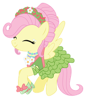 Let's Play Dress Up, Fluttershy! by Reitanna-Seishin