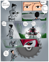 TFP :The Energy (FanComic) Chapter 1 - PG 2 by Potentissimum