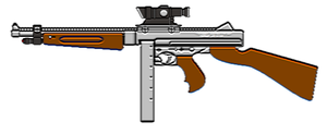 Modified Thompson SMG by Scatherus