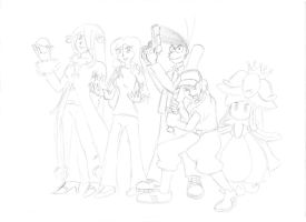 WIP Team 2015 by ZeFrenchM
