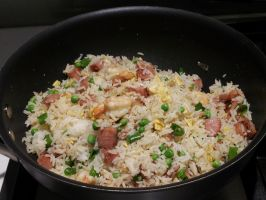 Fried Rice by Roses-and-Feathers