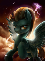 Lightning Dust by Tsitra360
