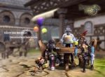 Happy 3rd Birthday Dragon Nest Indonesia by Cold-Tommy-Gin