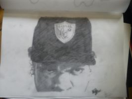 Ice Cube Drawing (Old) by ColinArts