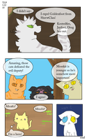 T.I.P Page 15 (Chapter 1- End) by DrawMachine030