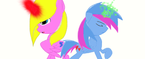 its what my cutie mark is telling me by buttercup234