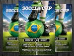 A Premium Soccer Cup Flyer by platinumflyers