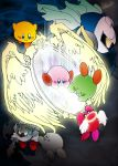Kirby Colouring Contest by FighterAmy