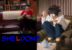 SheLdon Cooper? by Angelo-Heartilly