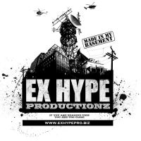 T-Shirt Design for Ex Hype by kuraden
