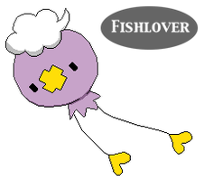Drifloon Pixel by Fishlover