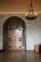 castle: interior door 1 by barefootliam-stock