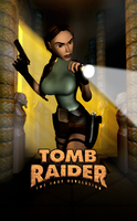 Tomb Raider IV - Unofficial Poster by FearEffectInferno