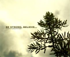 Believe... by DLeed