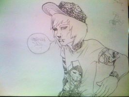 Dirty Pretty Things WIP by 13th-Letter