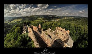 ...Grodno castle... by canismaioris