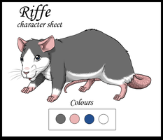 Character sheet Riffe by SweGizmo
