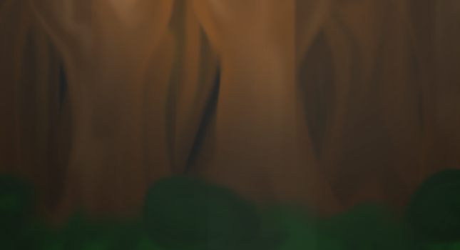 A forest i drew randomly by HABITtheDarkLord