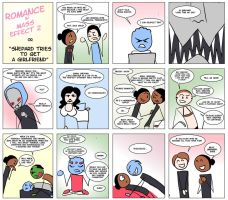 Romance in Mass Effect 2 by sqbr