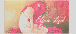 Elfen Lied Signature by Meteora94