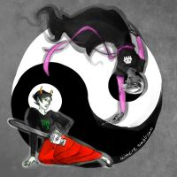 YinYang by mimetic-heresy