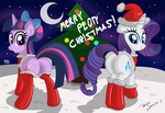 Merry Ploty Christmas by Ziemniax