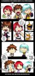 Kingdom hearts Comics by PoptartKitty350