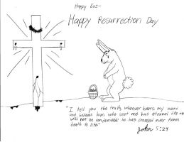 Resurrection Day by PonchoFirewalker01