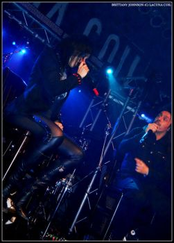 Lacuna Coil - Live II by MsVilleValo