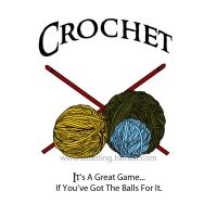 Crochet is badass by otterling