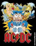 AC-DC T-shirt Design 1 by RossRadiation