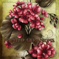 Geraniums - exclusive stock by LucieG-Stock