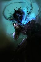 Raziel Speed paint by cesarsampedro
