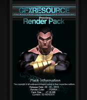 Ferra's Render Pack 9 by MMFERRA