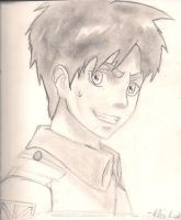 Eren Jaeger by havoc-rein91