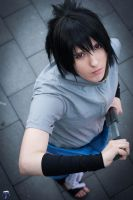 Uchiha Sasuke -  I will become Hokage by Dark-Uke