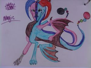 Hecate Dragoness