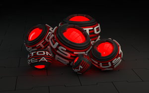 Custom-Area-Logo Glowing Balls by Dracu-Teufel666