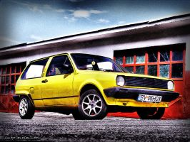 VW Polo MK2 Touched by Carnacior