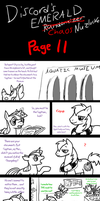 Discord's Emerald Chaos Nuzlocke - Page 11 by DragonwolfRooke