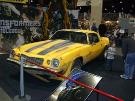 Car- Bumblebee Camaro 01 by Aryenne-stock-XX