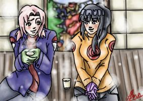 """Let's be friends :-"""" by hinata4ever-alma"""