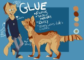 [NEW] Glue ref 2013 by bedheadd