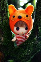 In the tree by Layk0