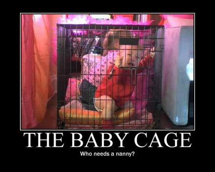 the Baby Cage by jakob-the-dragon-boy