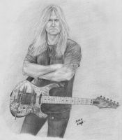 Chris Caffery by Worldinsideart